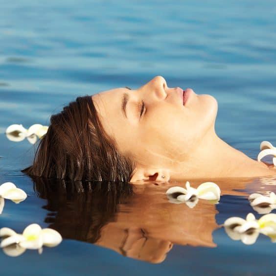 Gesundheit, Entspannung und Wohlgefühl