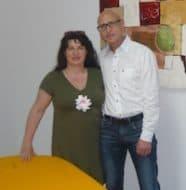 Karl Kiening und Daniela Jakob